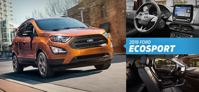 2019 Ford EcoSport | Decatur, IN