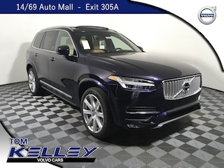2019 Volvo XC90 T6 Inscription SUV YV4A22PL8K1473472