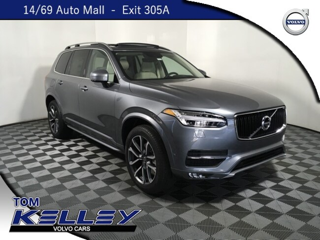 New 2019 Volvo XC90 T6 Momentum SUV For Sale Fort Wayne, IN