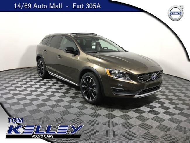 New 2018 Volvo V60 Cross Country T5 AWD Wagon For Sale Fort Wayne, IN