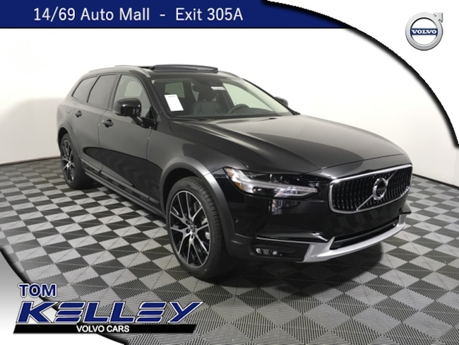 New 2019 Volvo V90 Cross Country T6 Wagon For Sale Fort Wayne, IN