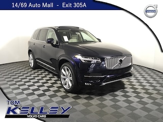 2019 Volvo XC90 T6 Inscription SUV YV4A22PL6K1468433