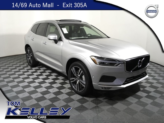 New 2018 Volvo XC60 T6 AWD Momentum SUV For Sale Fort Wayne, IN