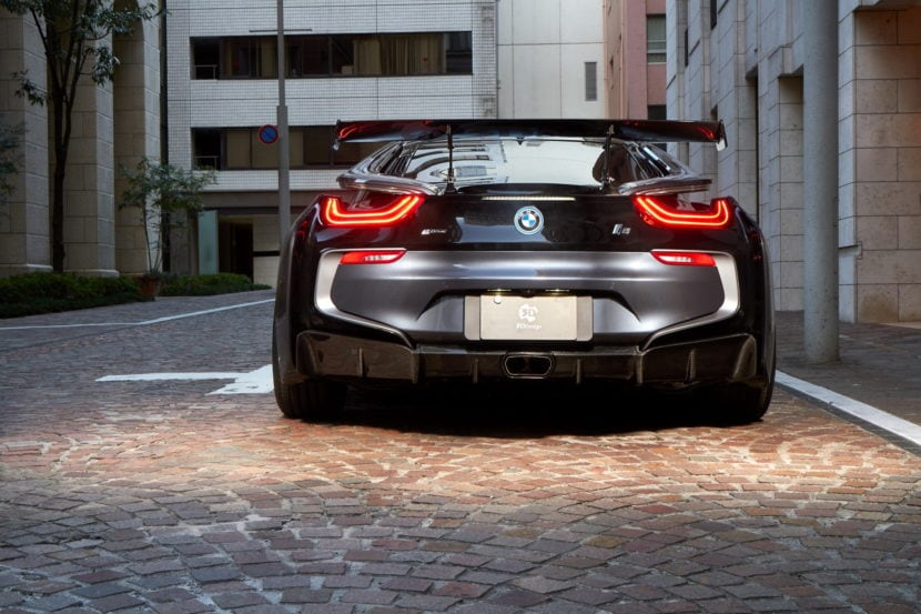 Design Kit For Bmw I8 Revealed Tom Masano Auto Group