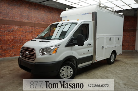 2019 Ford Transit-350 Duracube 10' Service Body Cab/Chassis