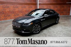 2018 Lincoln Continental Reserve Sedan 1LN6L9NC9J5611847