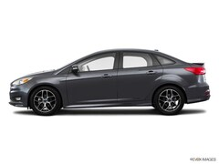 2017 Ford Focus SE Sedan 1FADP3FE9HL274282