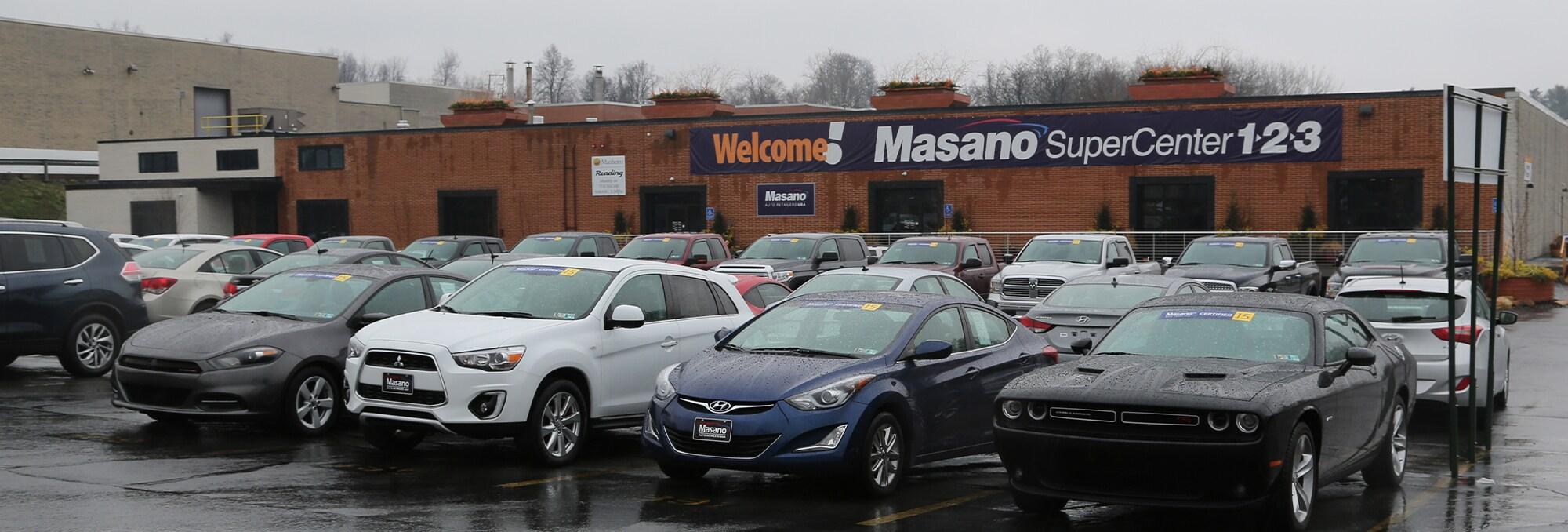 Tom Masano Used Cars >> My Used Car Dealership Tom Masano Ford Used Cars Used Trucks