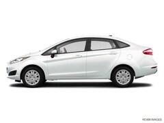 2019 Ford Fiesta S Sedan 3FADP4AJ5KM134438