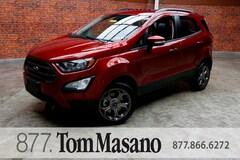2018 Ford EcoSport SES SUV MAJ6P1CL9JC227923