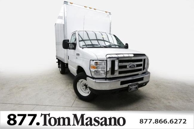 New 2018 Ford E-350SD Base 12' Supreme Dry Freight For Sale Reading PA