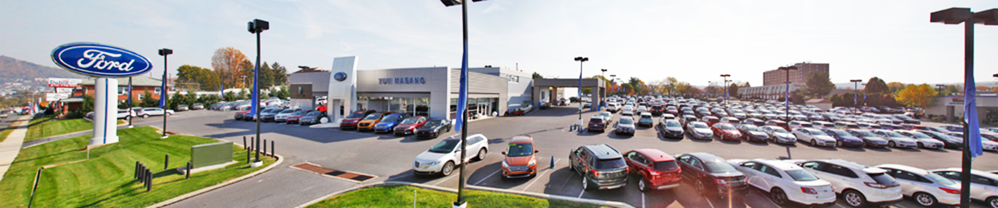 Tom Masano Used Cars >> About Tom Masano Ford Lincoln New Ford And Used Car Dealer Serving