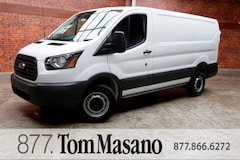 2018 Ford Transit-250 Base w/60/40 Pass-Side Cargo Doors Van 1FTYR1ZM6JKB13056