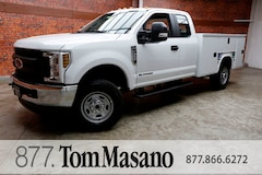 2018 Ford F-350 Chassis Truck Super Cab 1FD8X3FT3JEC95502