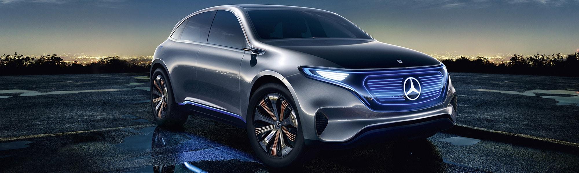 2021 Mercedes-Benz EQC Lease Offers | Tom Masano, Inc.