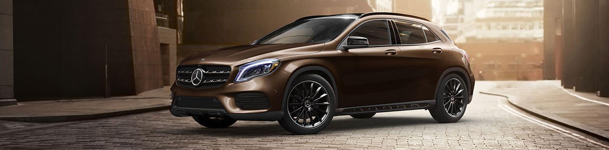 Mercedes-Benz SUV Comparison - Tom Masano Inc., Reading ...