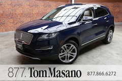 New Lincoln for sale 2019 Lincoln MKC Reserve SUV 5LMTJ3DH2KUL26138 in Reading, PA