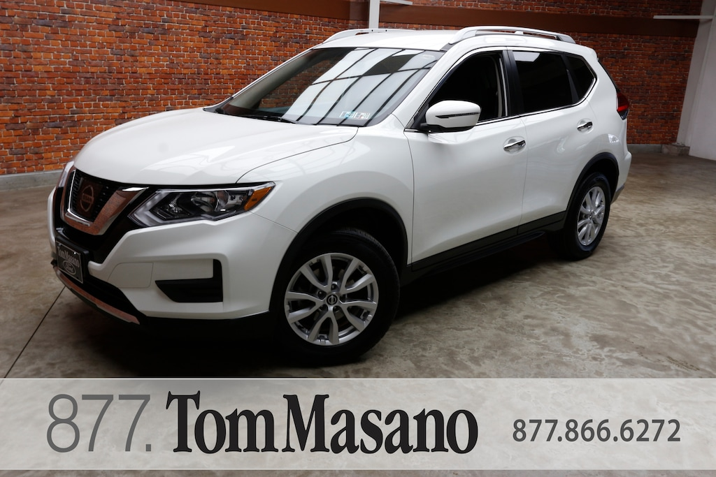 Tom Masano Used Cars >> Used 2017 Nissan Rogue For Sale At Tom Masano Auto Group