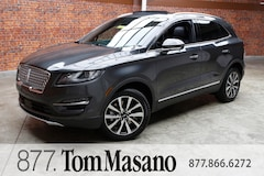 New Lincoln for sale 2019 Lincoln MKC Reserve SUV 5LMCJ3D94KUL35545 in Reading, PA