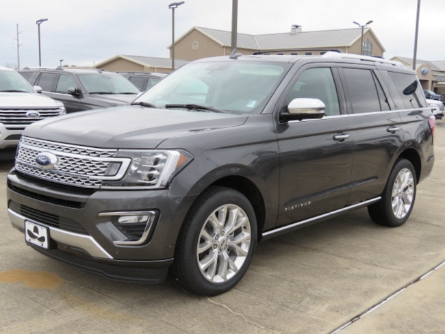 New 2019 Ford Expedition Platinum SUV for sale in Columbus, TX