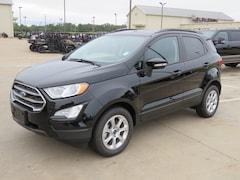 New 2018 Ford EcoSport SE SUV MAJ3P1TE7JC228069 for sale in Columbus, TX