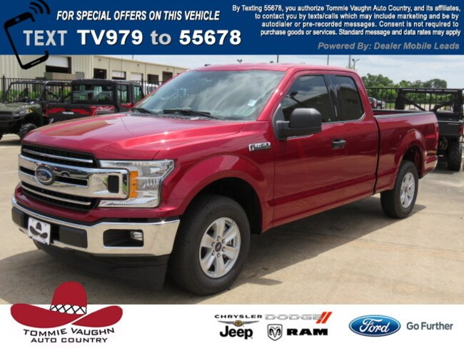 2018 Ford F-150 XLT Truck SuperCab Styleside for sale in Columbus, TX