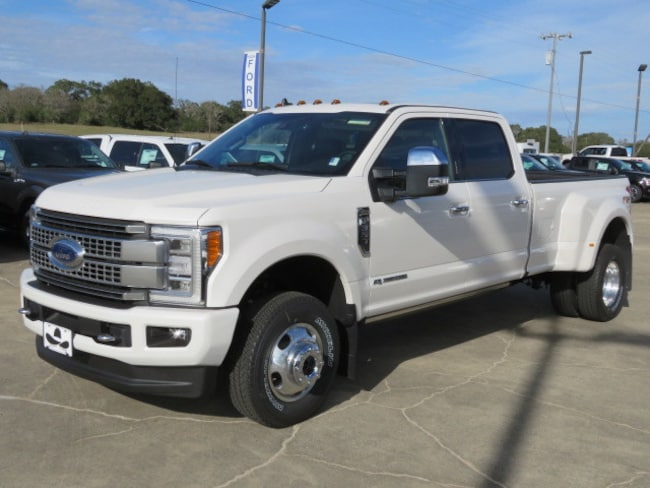 New 2019 Ford F-350 Truck Crew Cab for sale in Columbus, TX