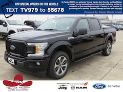 New 2019 Ford F-150 STX Truck SuperCrew Cab 1FTEW1CP1KKC32231 for sale in Columbus, TX