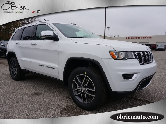 New 2018 Jeep Grand Cherokee For Sale Indianapolis In