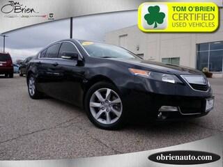 New 2014 Acura TL Base Sedan for sale near Indianapolis