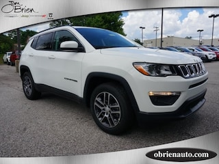 New 2017 Jeep Compass LATITUDE FWD Sport Utility for sale near Indianapolis