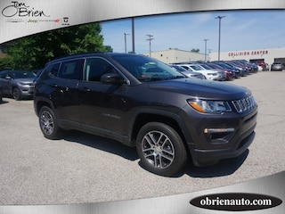 New 2018 Jeep Compass LATITUDE 4X4 Sport Utility for sale near Indianapolis
