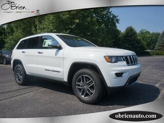 New 2018 Jeep Grand Cherokee LIMITED 4X4 Sport Utility for sale near Indianapolis