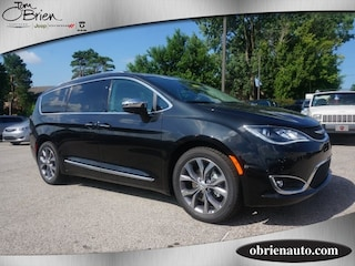 New 2018 Chrysler Pacifica LIMITED Passenger Van for sale near Indianapolis