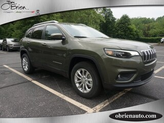 New 2019 Jeep Cherokee LATITUDE 4X4 Sport Utility for sale near Indianapolis