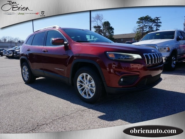Tom O Brien Jeep >> Chrysler Jeep Dodge Ram New & Used Cars for Sale Near ...