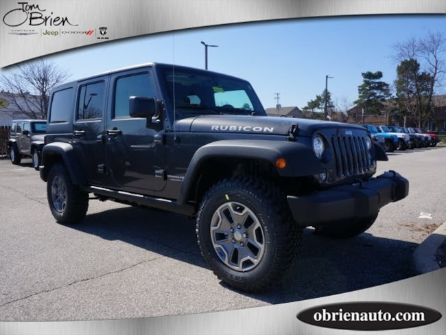 Oil Change Specials Near Me >> New 2018 Jeep Wrangler JK Unlimited Unlimited Rubicon 4X4 For Sale in Greenwood IN | Stock: WJ149