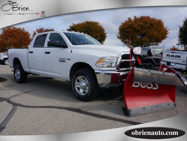 Dodge Dealership Indianapolis >> New 2018 Ram 2500 Tradesman**SPRING CLEARENCE MUST GO ...