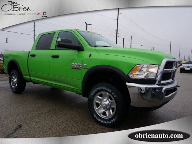 Jeep Dealership Indianapolis >> New 2018 Ram 2500 TRADESMAN CREW CAB 4X4 6'4 BOX For Sale ...