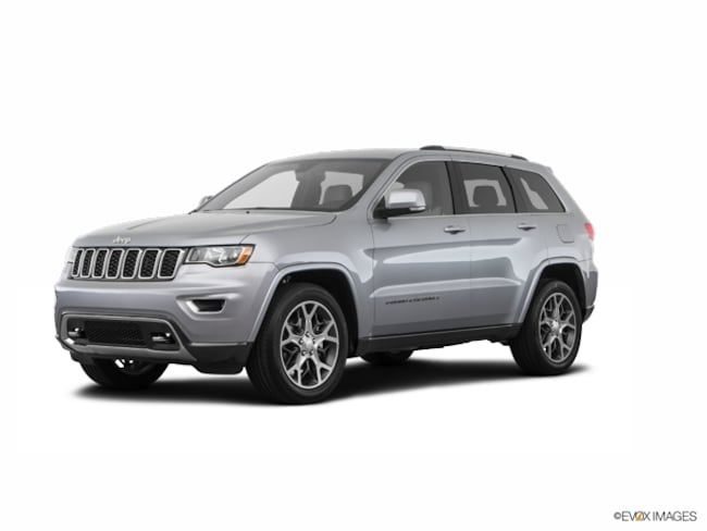 New 2018 Jeep Grand Cherokee LIMITED 4X4 Sport Utility Indianapolis