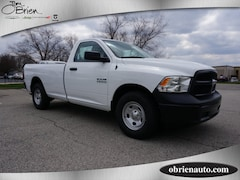 2018 Ram 1500 TRADESMAN REGULAR CAB 4X2 8' BOX Regular Cab