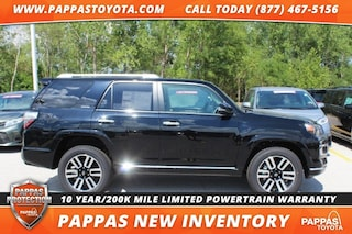 New 2018 Toyota 4Runner Limited SUV for Sale in St. Peters, MO