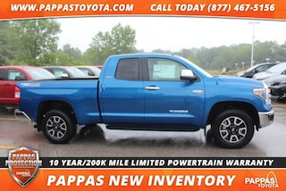 New 2018 Toyota Tundra Limited 5.7L V8 w/FFV Truck Double Cab for Sale in St. Peters, MO