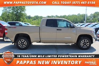 New 2018 Toyota Tundra SR5 5.7L V8 w/FFV Truck Double Cab for Sale in St. Peters, MO