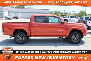New 2018 Toyota Tacoma SR5 V6 Truck Double Cab for Sale in St. Peters, MO