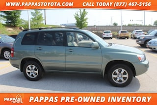 Used 2004 Toyota Highlander SUV JTEEP21A940036405 for Sale in St. Peters, MO