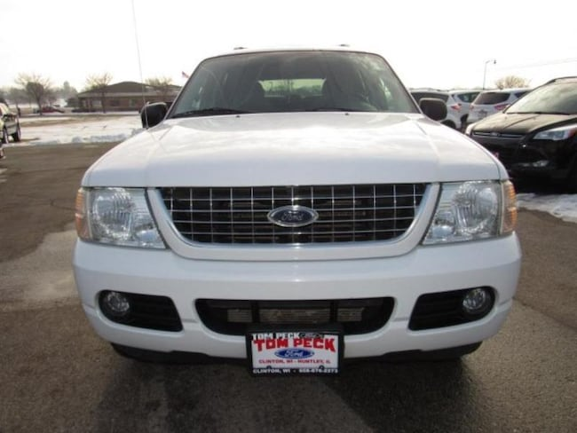 Used 2005 Ford Explorer For Sale at Tom Peck Ford | VIN
