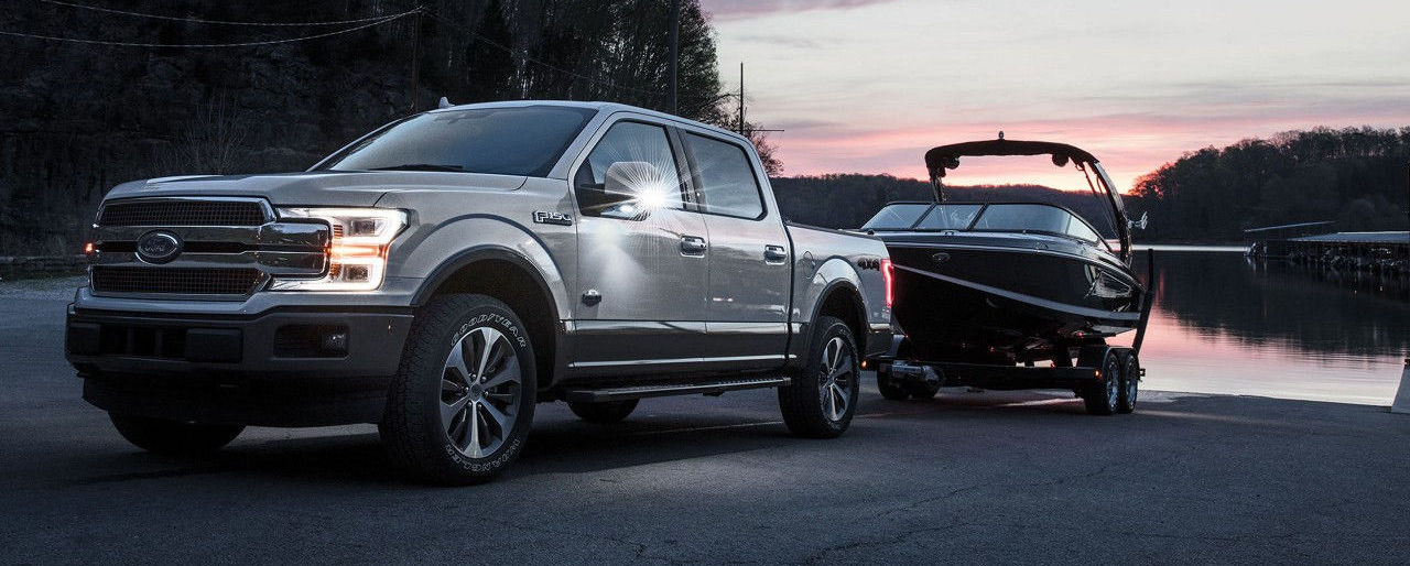2018 Ford F-150 Trim Options near Woodstock & Dundee, IL