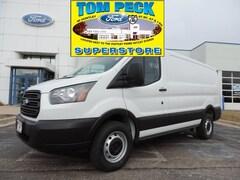 New 2019 Ford Transit Commercial Cargo Van Van Low Roof Cargo Van for sale in Huntley, IL
