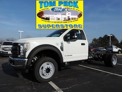 New 2019 Ford Chassis Cab F-450 XL Truck Regular Cab for sale in Huntley, IL